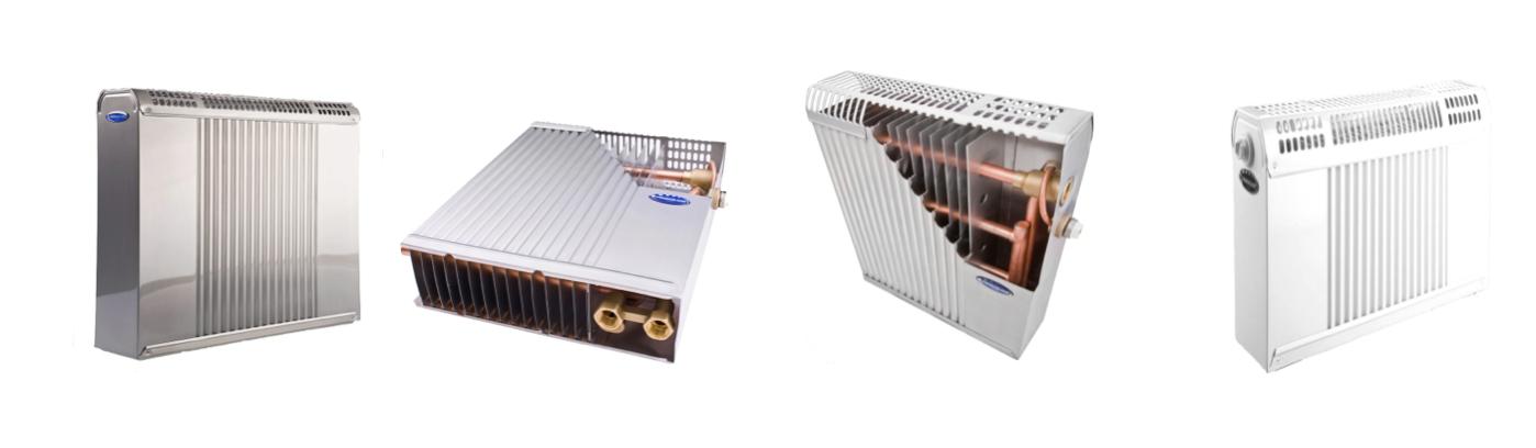 радиаторы Regullus с медно-алюминиевым теплообменником, сделаны полностью из цветных металлов